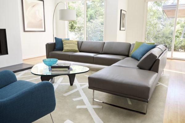 modern furniture room