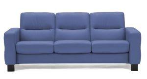 Ekornes Stressless Wave Low Back Sofa