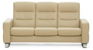 Ekornes Stressless Sofa For Sale Raleigh, NC
