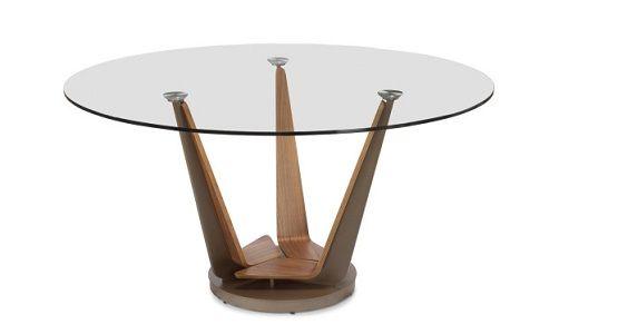 """Elite Triplex 48"""" Round Dinging Table 392-48"""