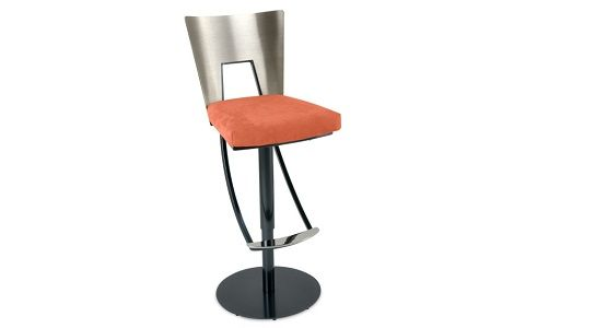 Elite Regal Swivel Hydraulic Barstool 421B