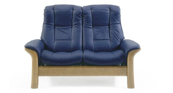 Ekornes Stressless Windsor High Back Loveseat