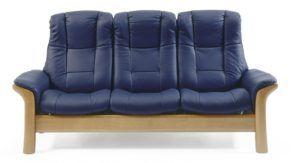 Ekornes Stressless Windsor High Back Sofa