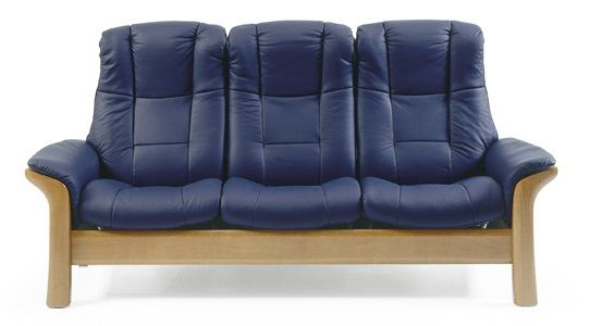 Ekornes Stressless Windsor High Back Sofa
