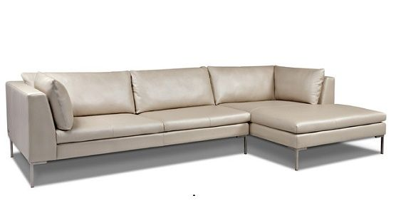 American Leather Inspiration Sectional