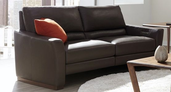 American Leather Bryant Style in Motion Sofa