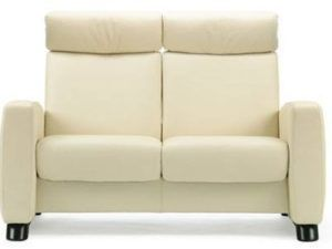 Ekornes Stressless Arion High Back Loveseat