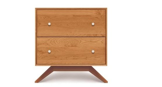 Copeland Astrid 2-Drawer Nightstand