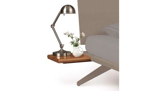 Copeland Astrid Shelf Nightstand