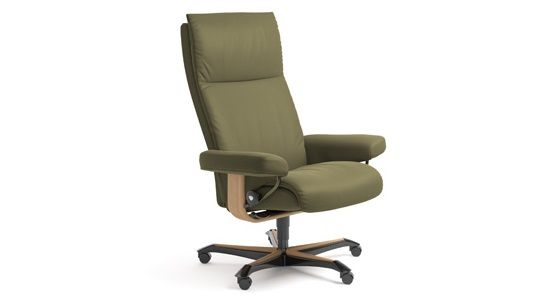 Ekornes Stressless Aura Office Chair