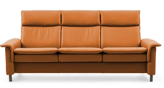 Ekornes Stressless Aurora High Back Sofa