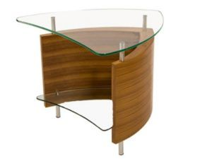 BDI Fin End Table 1110