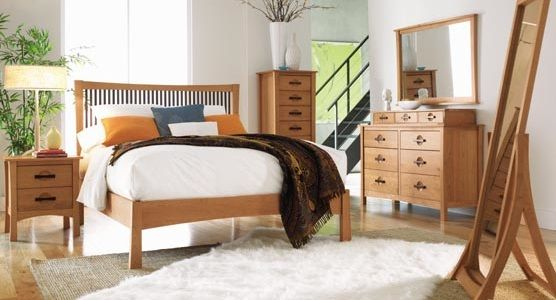 Copeland Berkeley Bedroom