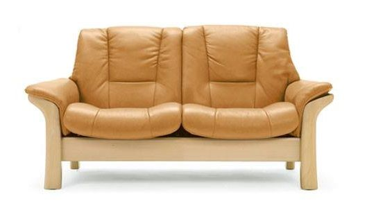 Ekornes Stressless Buckingham Low Back Loveseat