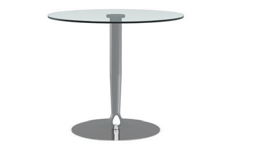 Calligaris Planet High Round Table CS/4005-VSC