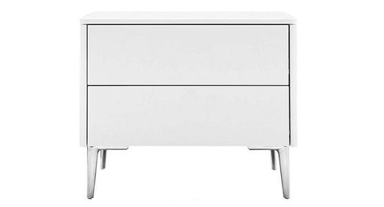 Calligaris Boston Wooden Nightstand