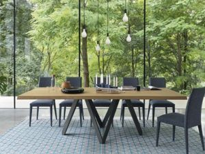 Calligaris Cartesio Dining Room