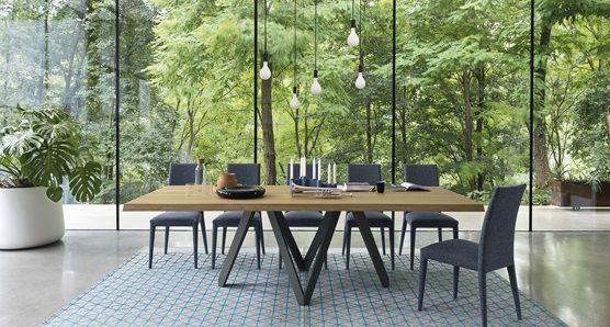Calligaris Cartesio Dining Room