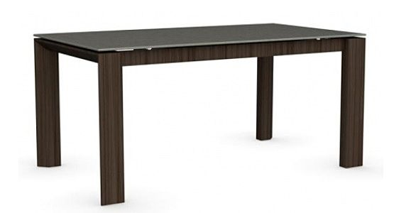 Calligaris Omnia Glass Ext. Dining Table