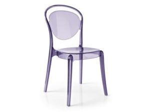 Calligaris Parisienne Indoor/Outdoor Bistro Dining Chair