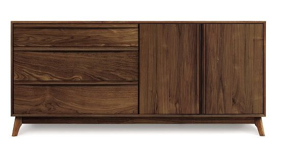 Copeland Catalina 3Drawer / 2Door Dresser