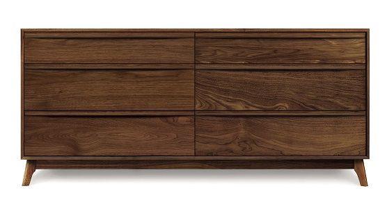 Copeland Catalina 6-Drawer Dresser