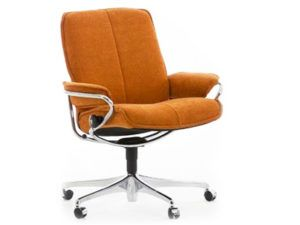 Ekornes Stressless City Low Back Office Chair