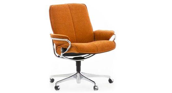Ekornes Stressless City Low Back Office Chair