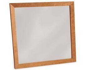 Copeland Cherry Framed Wall Mirror