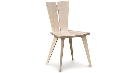 Copeland Axis Dining Chair in Soaped Ash