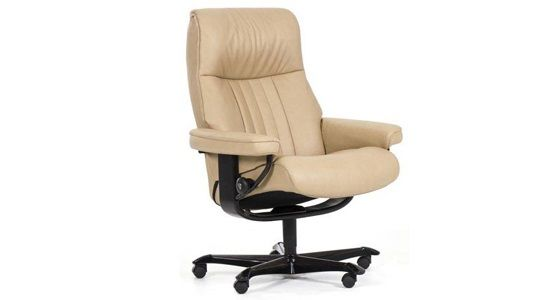 Ekornes Stressless Crown Office Chair