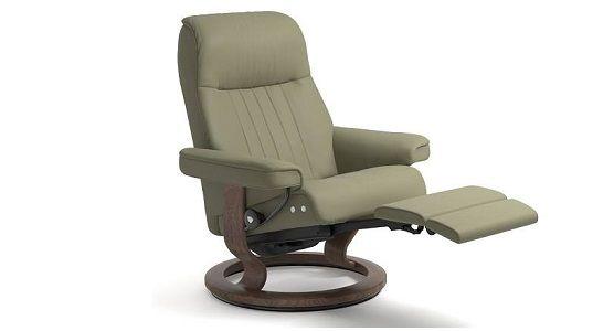 Ekornes Stressless Crown Classic LegComfort Recliner
