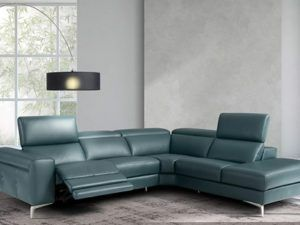 MaxDivani Dante Reclining Sectional