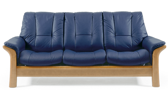 Ekornes Stressless Windsor Low Back Sofa