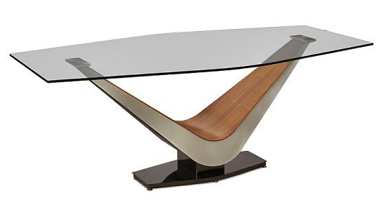 """Elite Victor 76"""" Dining Table 383-76"""