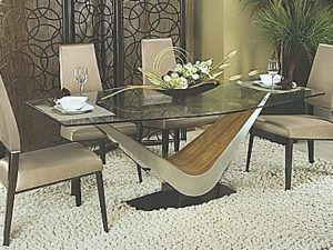 "Elite Victor 86"" Dining Room"
