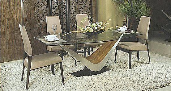 "Elite Victor 86"" Dining Room"