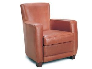American Leather Ethan Arm Chair