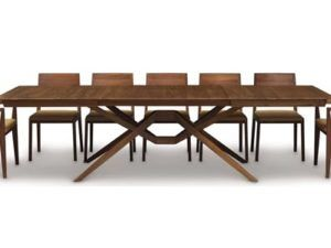 Copeland Exeter Extension Table Walnut