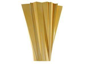 Kartell Precious Shanghai Vase - Metallic