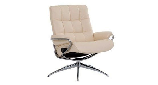 Ekornes Stressless London Low Back Recliner