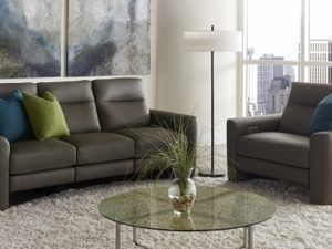 American Leather Chelsea Style in Motion Sofa