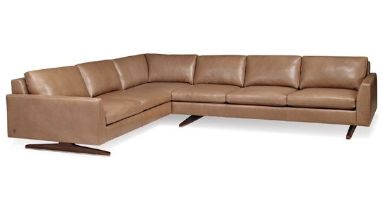 American Leather Flynn Sectional
