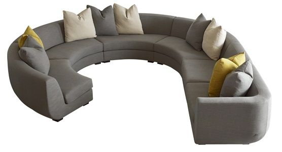 American Leather Mallory Sectional