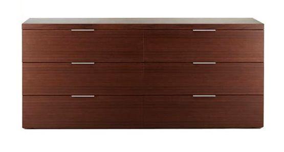 Mobican Seneca Double Dresser
