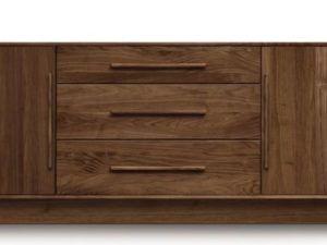 "Copeland Moduluxe 29""H 1-Door Either Side / 3-Drawers Dresser"