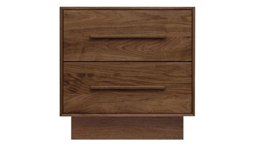 Copeland Moduluxe 2-Drawer Nightstand