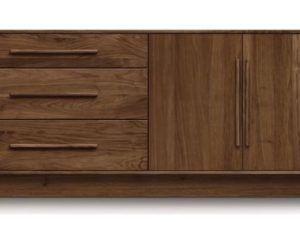 """Copeland Moduluxe 29""""H 3-Drawers /  2-Doors Dresser"""