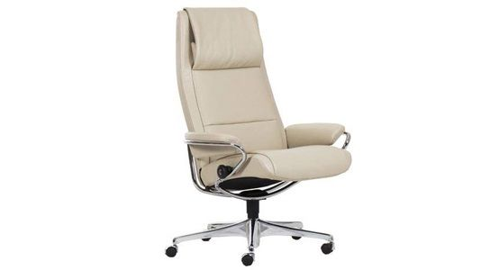 Ekornes Stressless Paris High Back Office Chair
