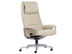 Ekornes Stressless Paris High Back Office Chair